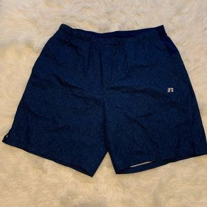 Russell athletic shorts 360 dri power